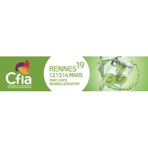 Salon CFIA Rennes 2019