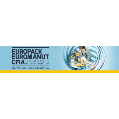 Europack CFIA  process conditionnement marquage controle