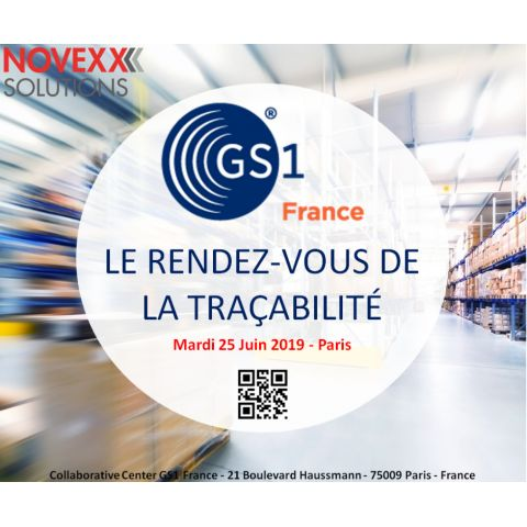 NOVEXX SOLUTIONS GS1 FRANCE